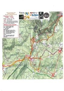 Dentelles 2015 - fin suivi 1 - run&bike - suivi 2
