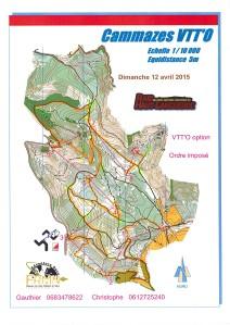 Ht Languedoc - vtt'o IOF 2