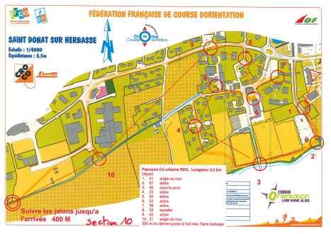 Raid Des Collines 17 - E1 CO urbaine 10