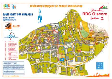 Raid Des Collines 17 - E2 CO urbaine 9