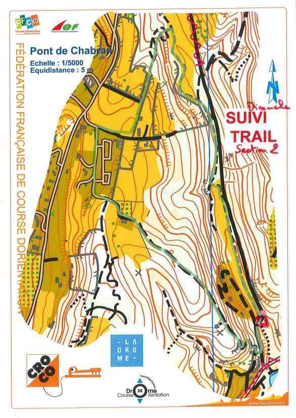 Raid Des Collines 17 - E2 Trail suivi 2
