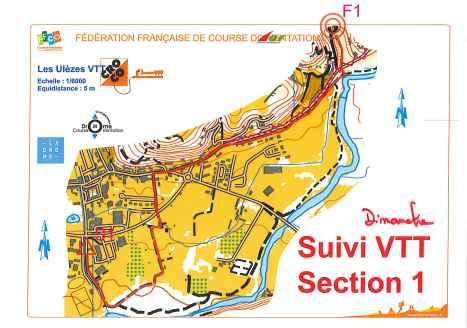 Raid Des Collines 17 - E2 VTT suivi