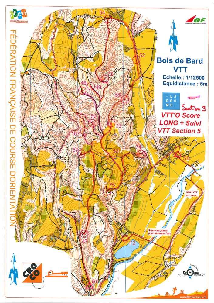 Raid Des Collines 17 - E2 VTTO 3 5